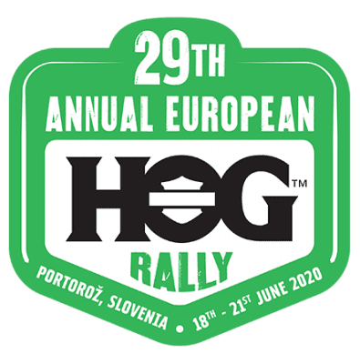H.O.G. Rally 2020 Slowenien