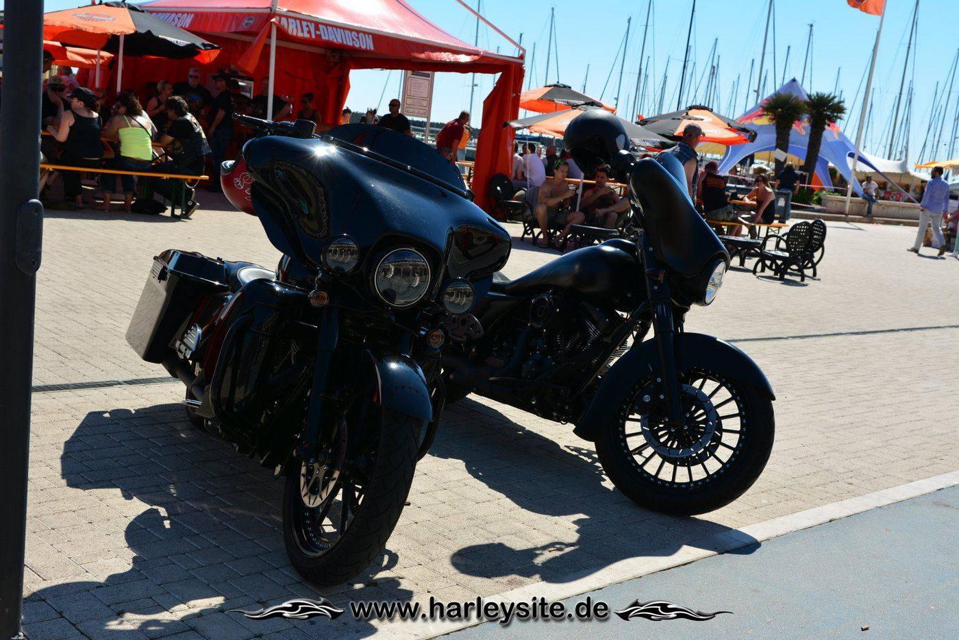 Harley 110th Rom Ostia 102