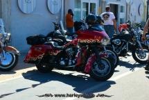Harley 110th Rom Ostia 105