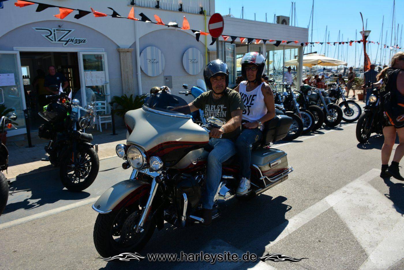 Harley 110th Rom Ostia 108