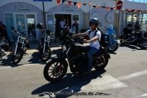 Harley 110th Rom Ostia 109