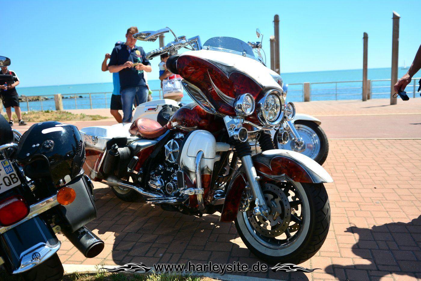 Harley 110th Rom Ostia 11