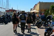 Harley 110th Rom Ostia 110