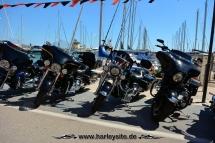 Harley 110th Rom Ostia 112