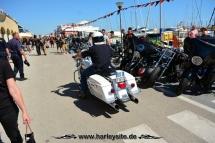 Harley 110th Rom Ostia 114