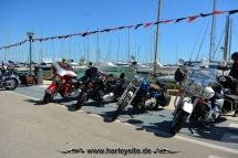 Harley 110th Rom Ostia 121