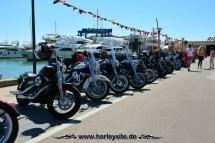 Harley 110th Rom Ostia 122