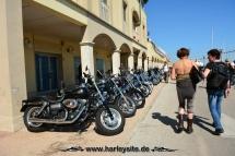 Harley 110th Rom Ostia 125