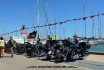 Harley 110th Rom Ostia 133