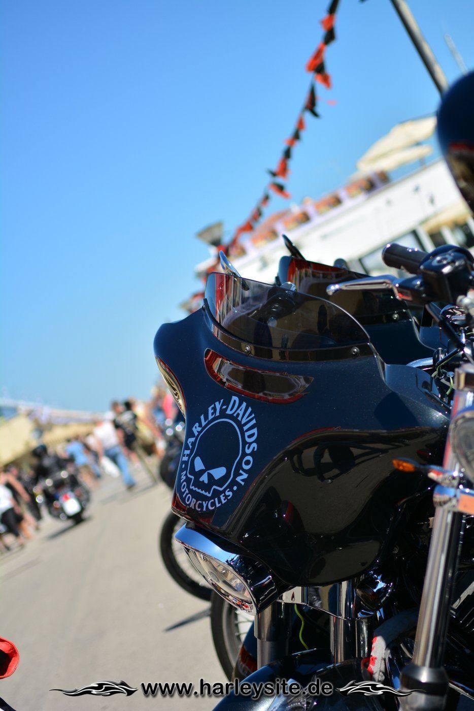 Harley 110th Rom Ostia 138
