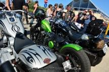 Harley 110th Rom Ostia 142