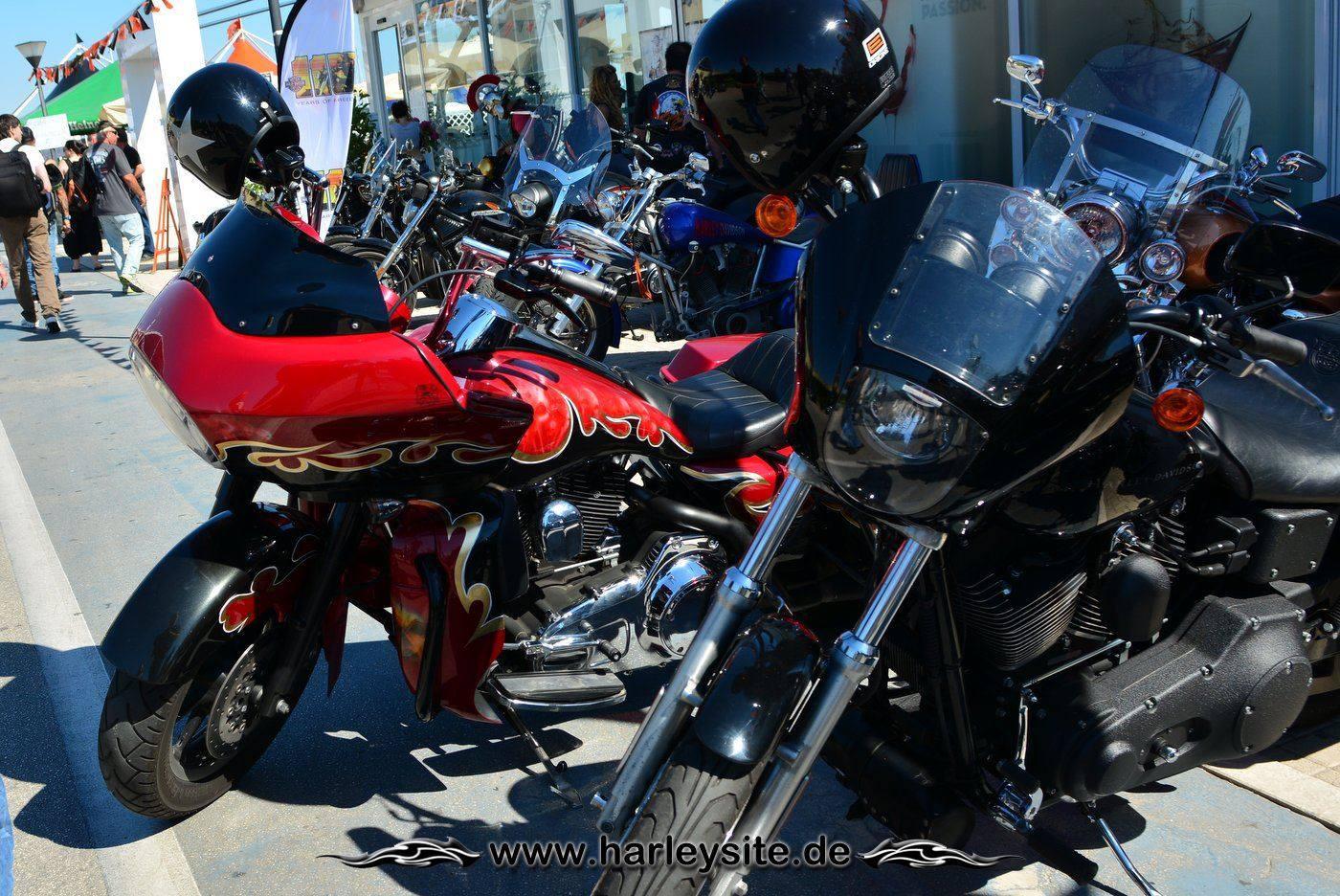 Harley 110th Rom Ostia 147