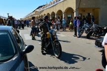 Harley 110th Rom Ostia 163