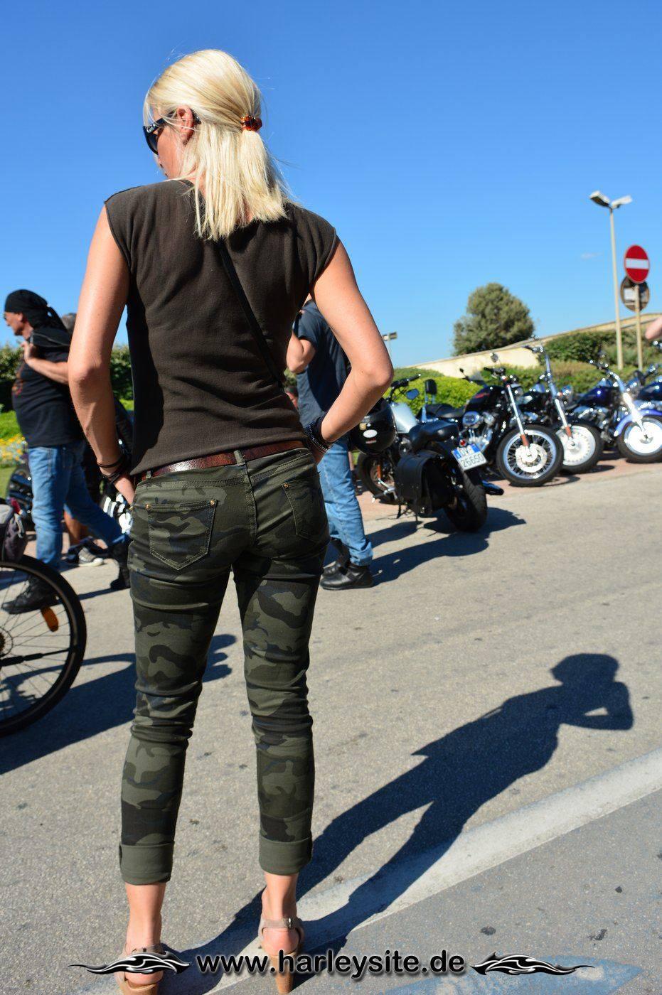 Harley 110th Rom Ostia 164