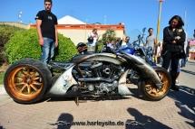 Harley 110th Rom Ostia 169