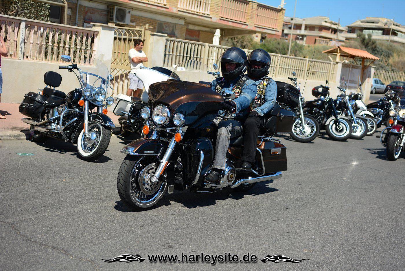 Harley 110th Rom Ostia 17
