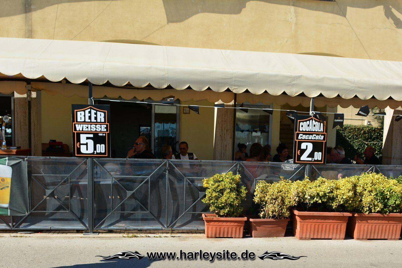 Harley 110th Rom Ostia 174