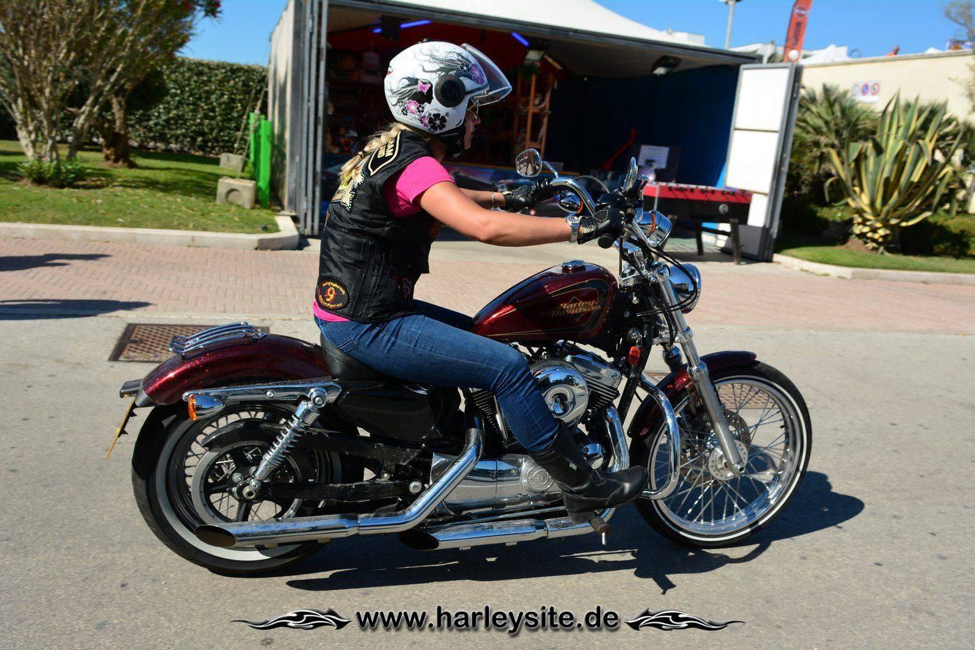 Harley 110th Rom Ostia 179