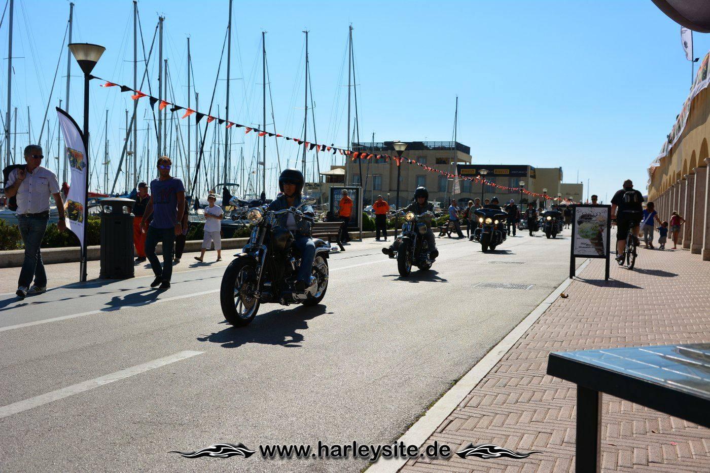 Harley 110th Rom Ostia 182