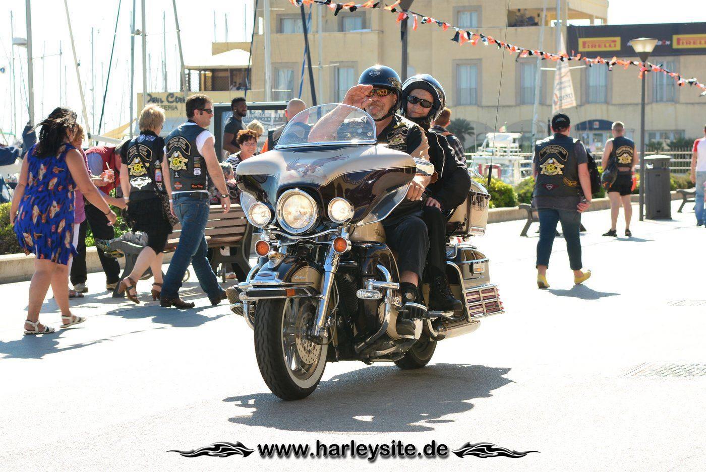 Harley 110th Rom Ostia 184