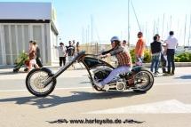 Harley 110th Rom Ostia 191