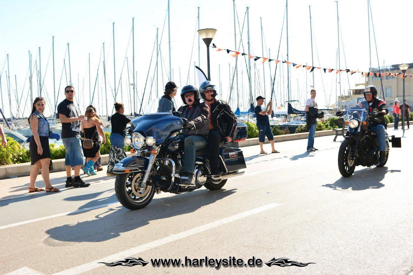 Harley 110th Rom Ostia 194