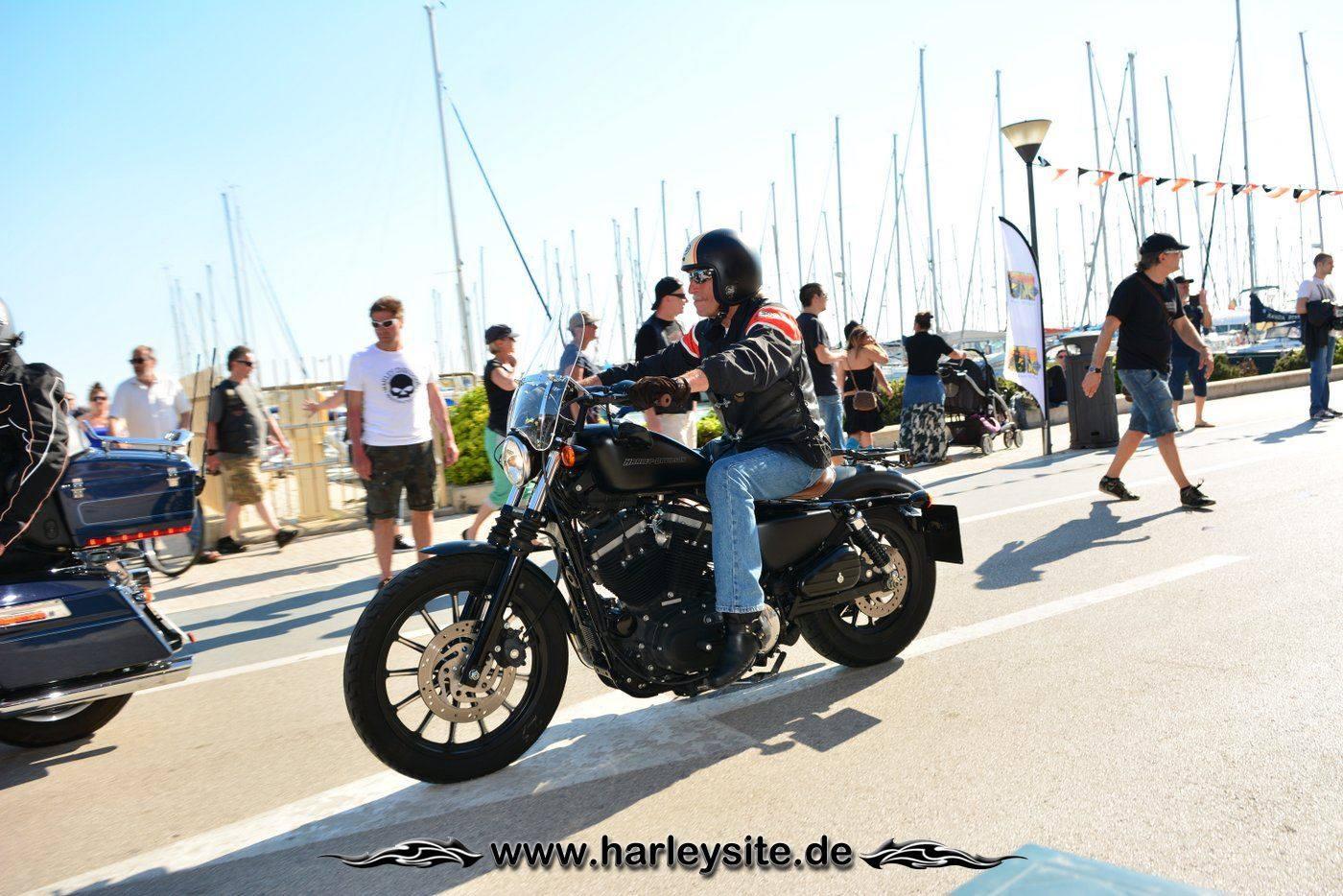 Harley 110th Rom Ostia 195