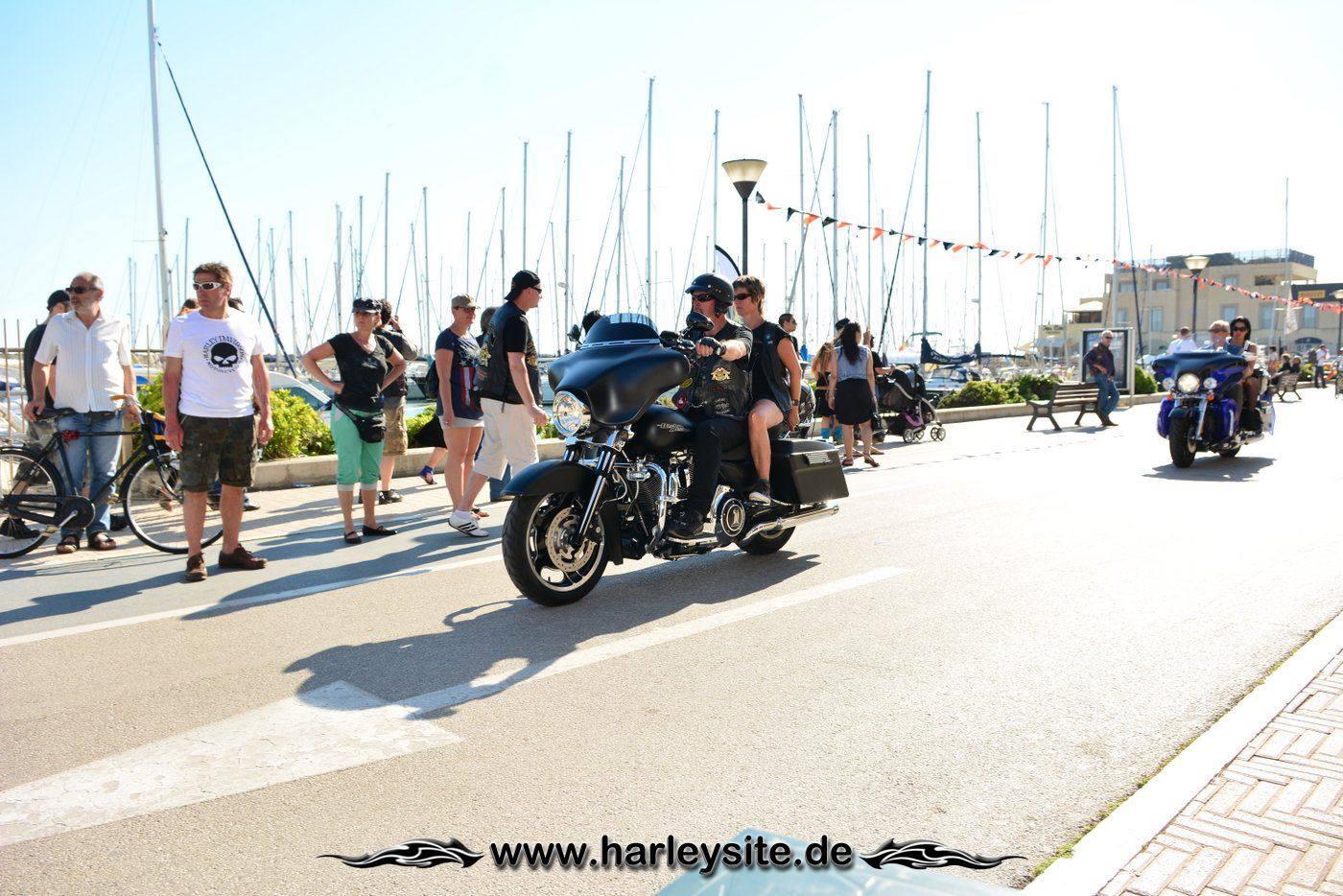Harley 110th Rom Ostia 197
