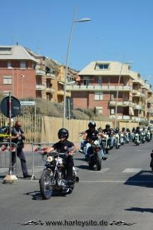 Harley 110th Rom Ostia 20