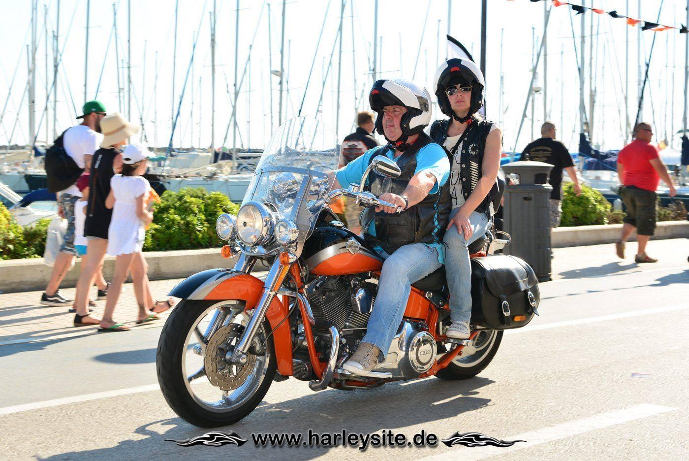 Harley 110th Rom Ostia 203