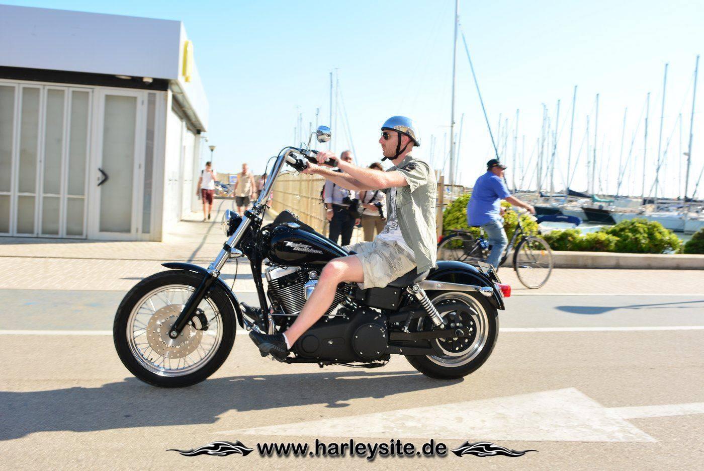 Harley 110th Rom Ostia 206