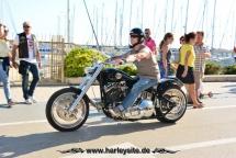 Harley 110th Rom Ostia 207