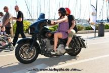 Harley 110th Rom Ostia 212