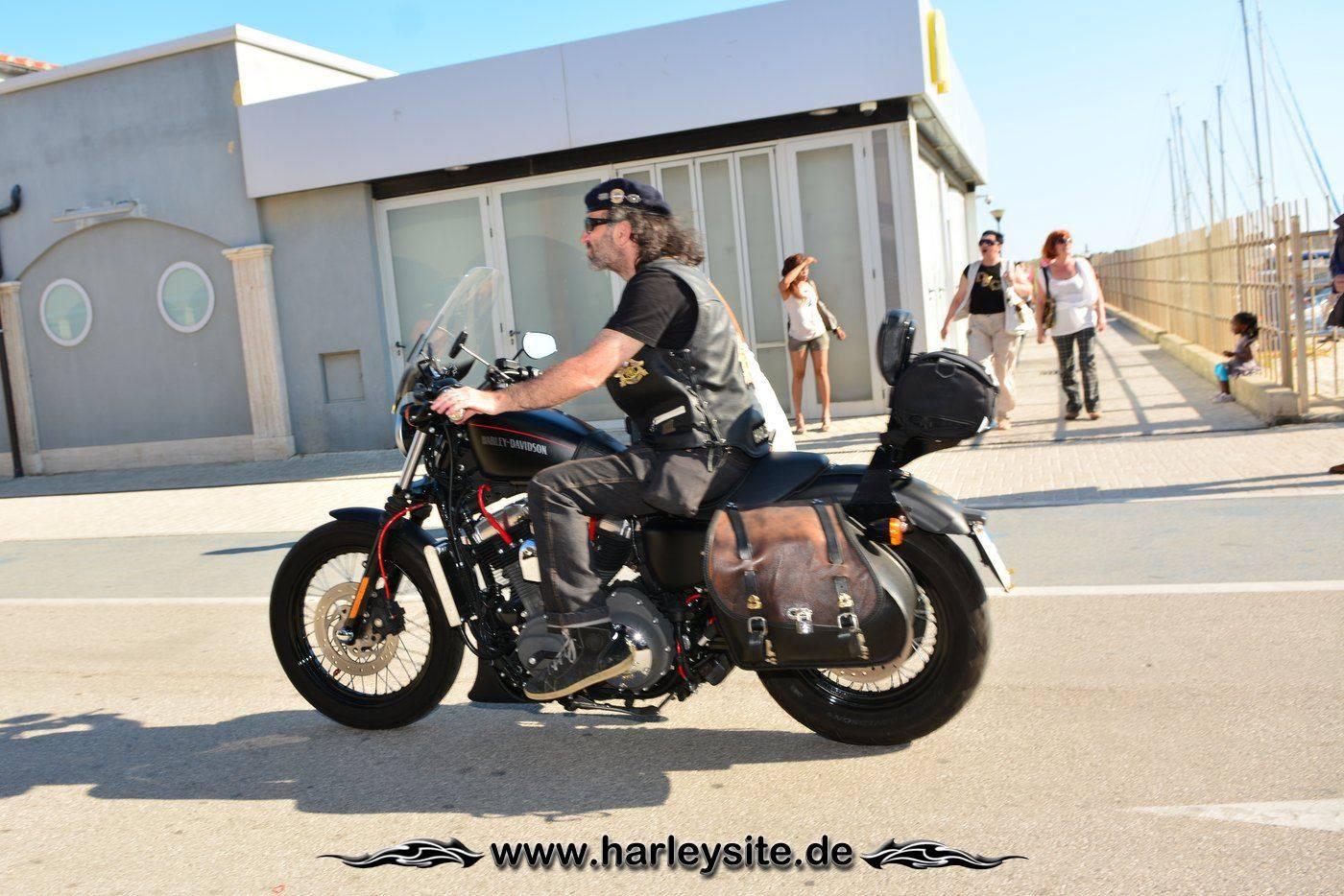 Harley 110th Rom Ostia 213