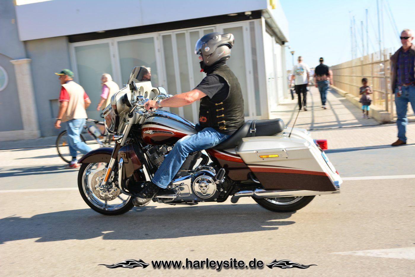 Harley 110th Rom Ostia 215