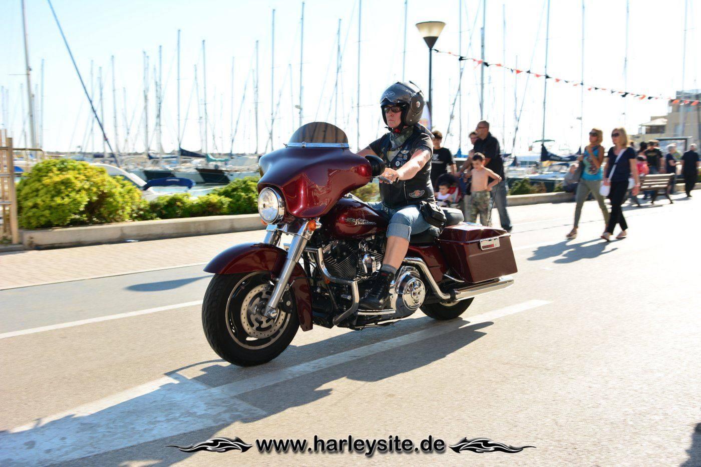 Harley 110th Rom Ostia 216