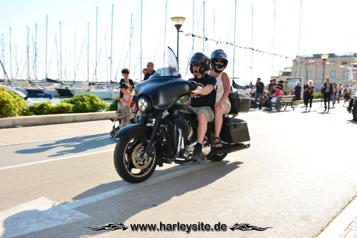Harley 110th Rom Ostia 217