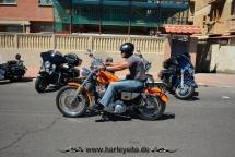 Harley 110th Rom Ostia 22