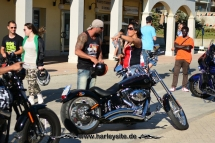 Harley 110th Rom Ostia 225
