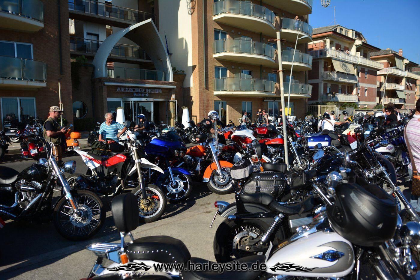 Harley 110th Rom Ostia 230