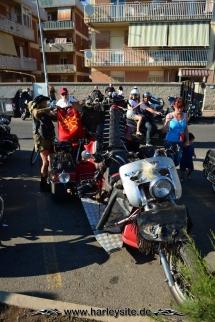 Harley 110th Rom Ostia 236