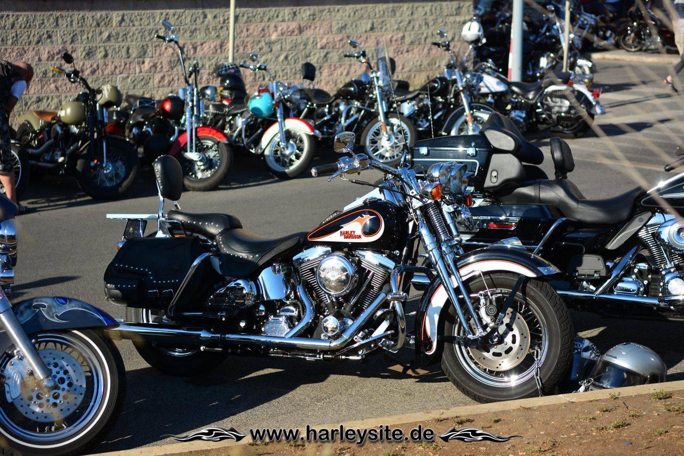 Harley 110th Rom Ostia 237