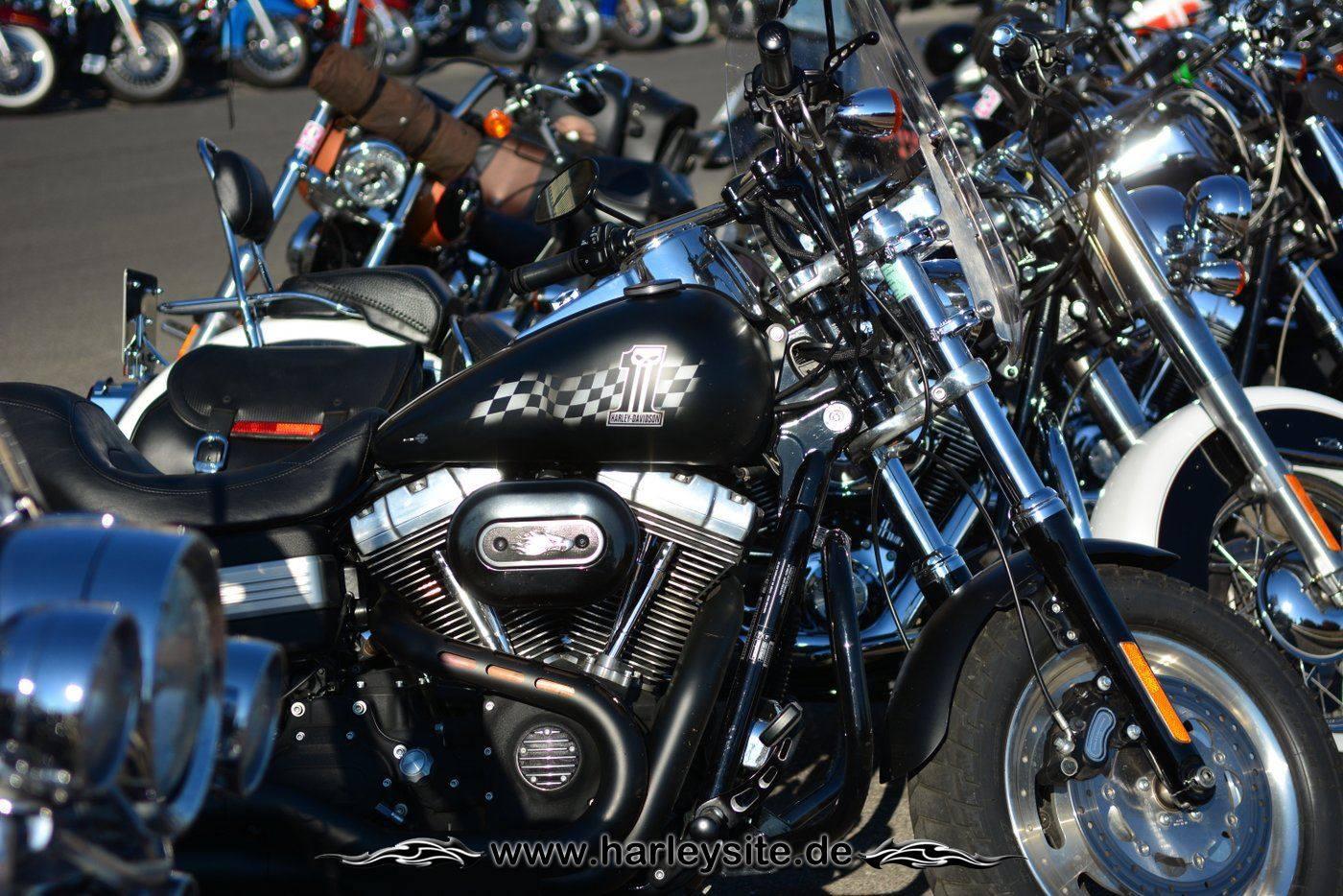 Harley 110th Rom Ostia 239