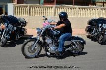 Harley 110th Rom Ostia 24