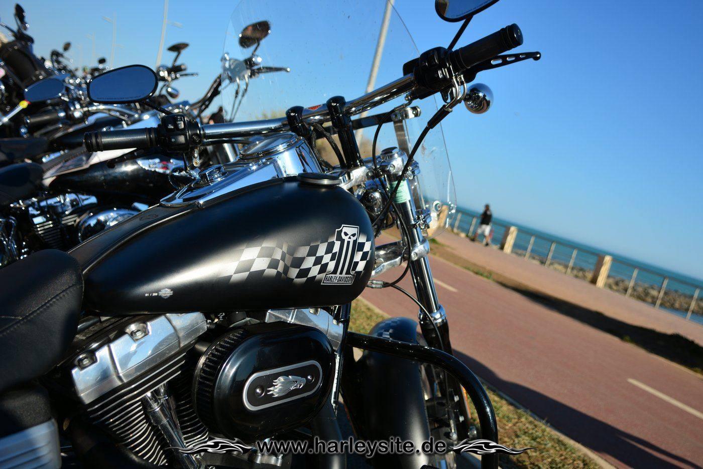 Harley 110th Rom Ostia 240