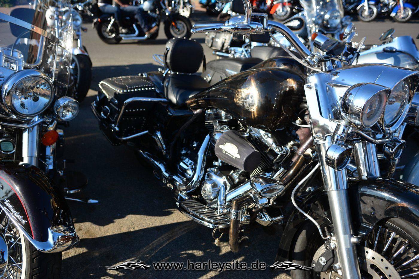 Harley 110th Rom Ostia 242