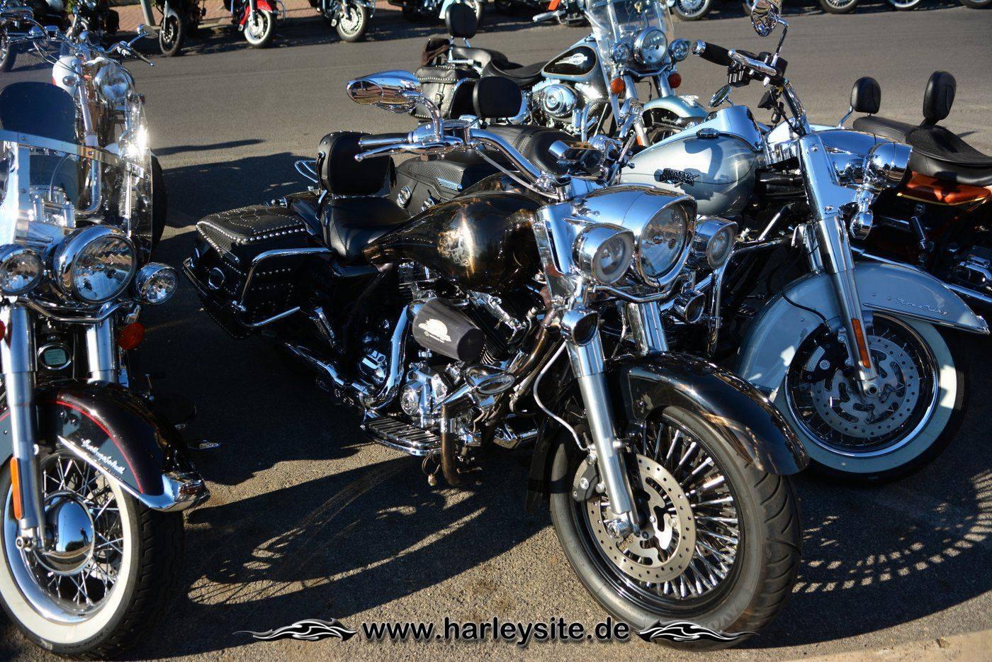 Harley 110th Rom Ostia 243