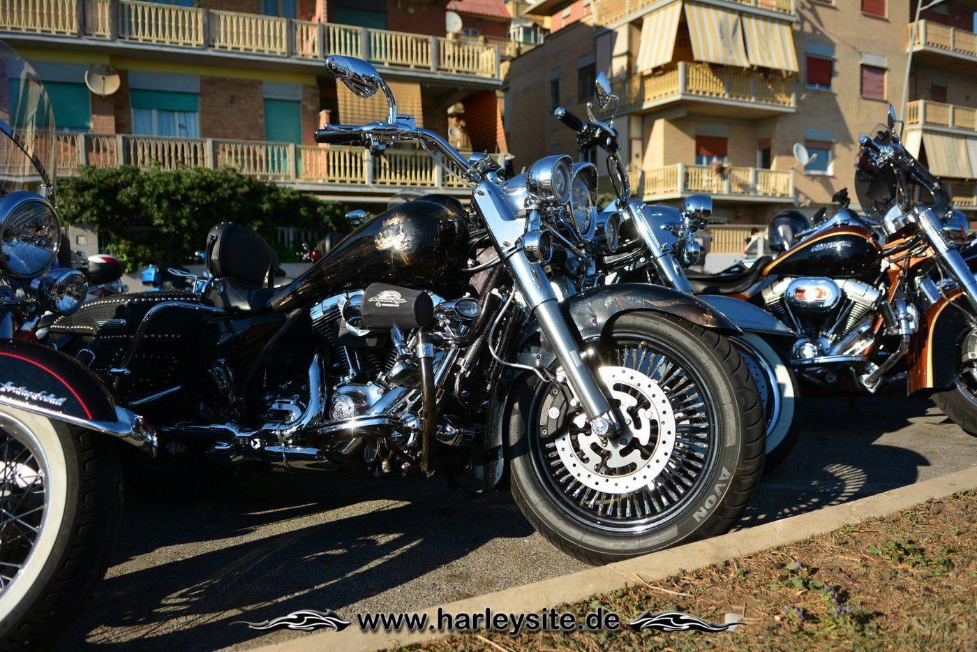 Harley 110th Rom Ostia 244