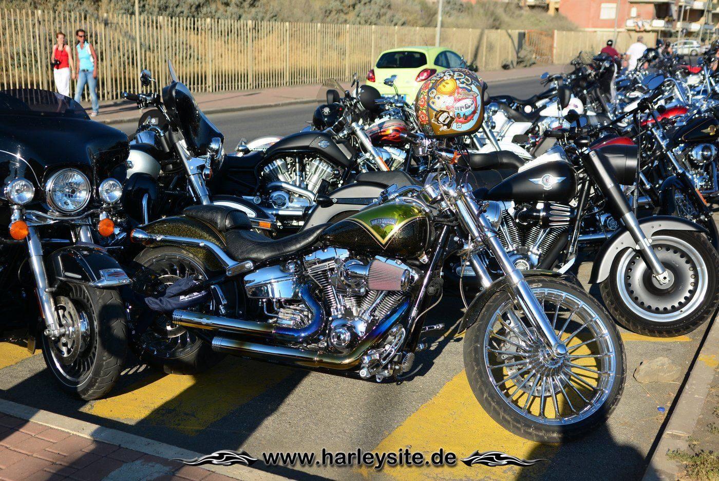 Harley 110th Rom Ostia 245