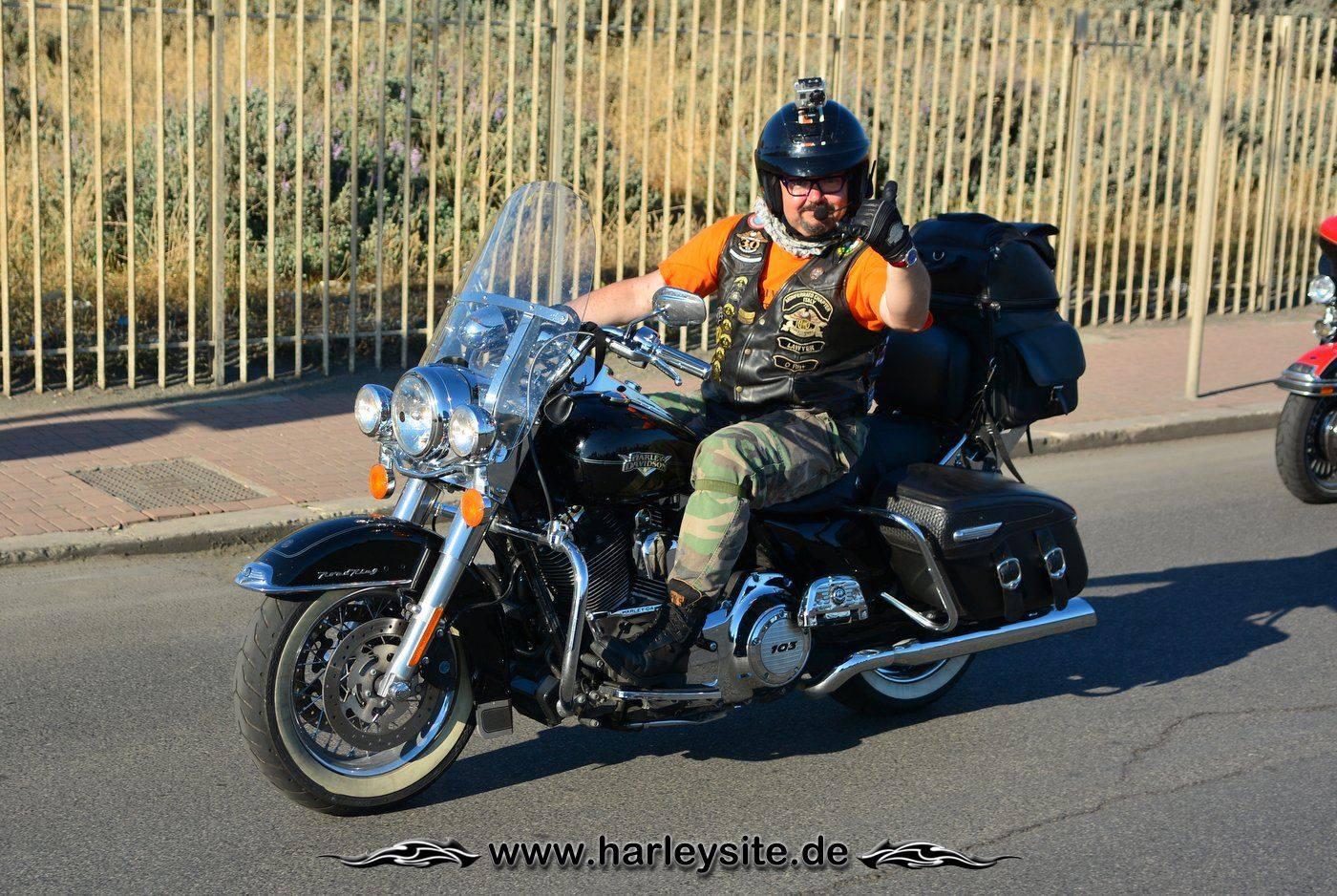 Harley 110th Rom Ostia 249